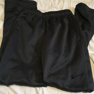 NIKE MENS THERMA FIT SWEATPANTS SIZE SMALL